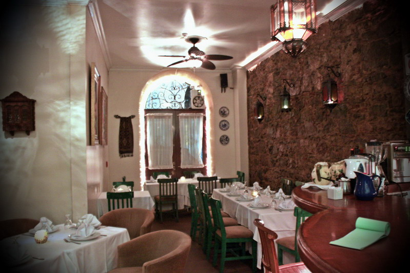 Restaurante Mostaza Panamá - Interior