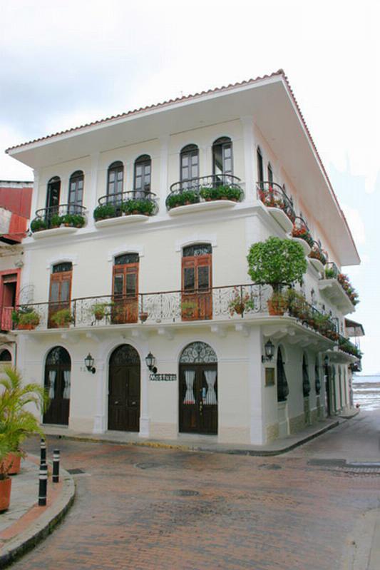 Restaurante Mostaza Panamá - Fachada