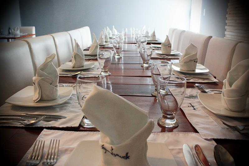 Restaurante Segundo Muelle Panamá - Salón privado