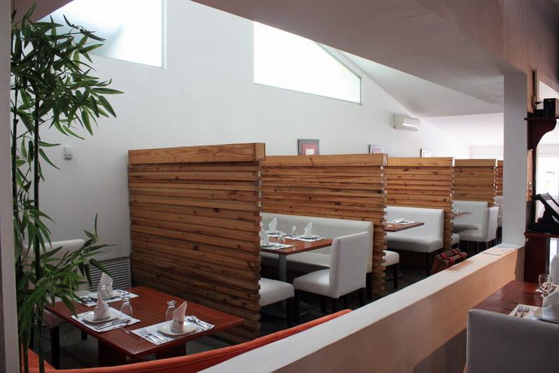 Restaurante Segundo Muelle Panamá - Interior