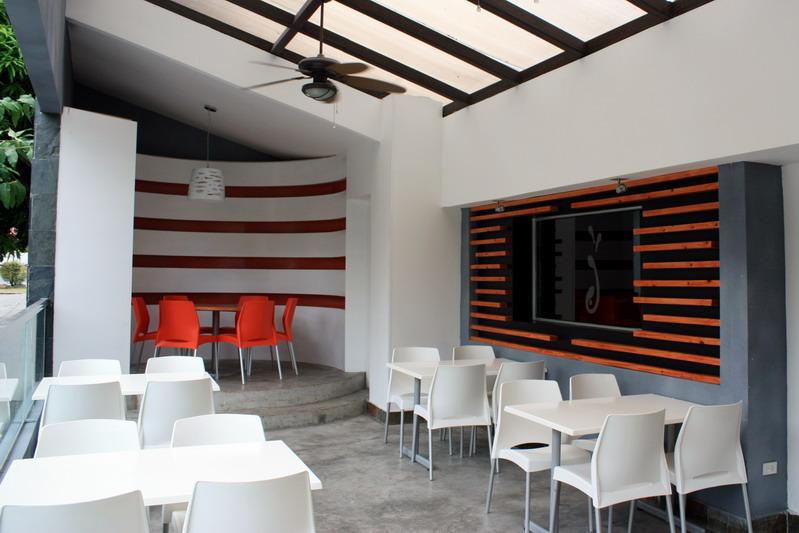 Restaurante Segundo Muelle Panamá - Terraza