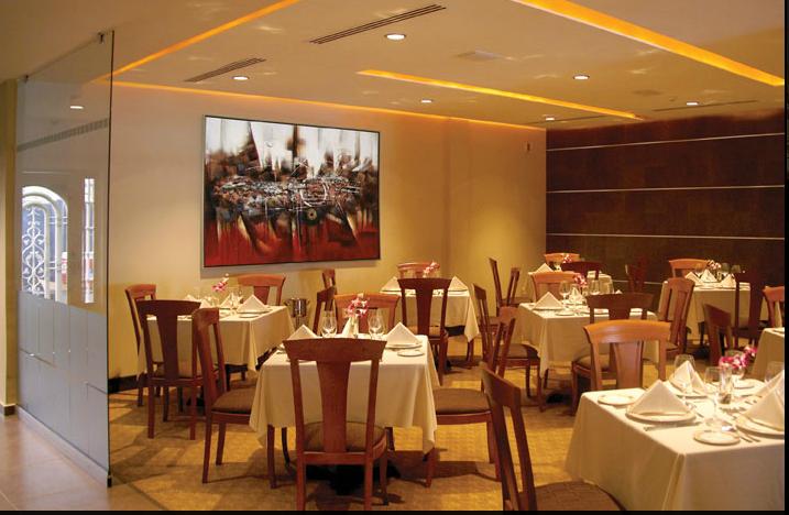 Restaurante El Bodegón Panamá - Salón Albariño