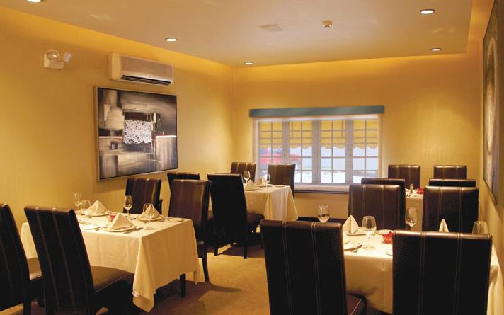 Restaurante El Bodegón Panamá - Salón Ribeiro