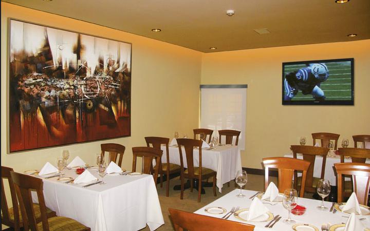 Restaurante El Bodegón Panamá - Salón Rioja