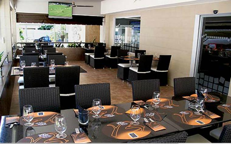 Restaurante El Bodegón Panamá - La terraza