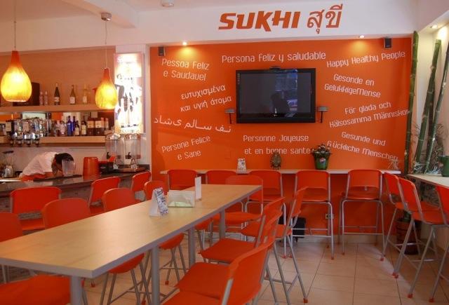Sukhi Restaurante Panama