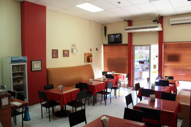 Restaurante Cabanga - Interior
